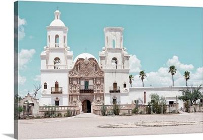 American West - Tucson Church