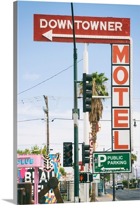 American West - Urban Vegas