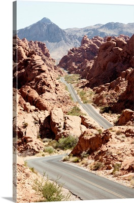 American West - Valley of Fire Road