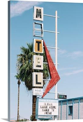American West - Vegas Motel