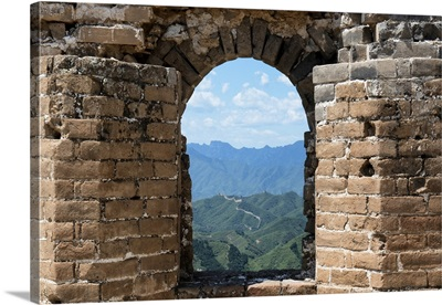 Architecture of the Great Wall of China