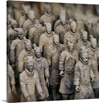 Army of Terracotta Warriors, Shaanxi Province