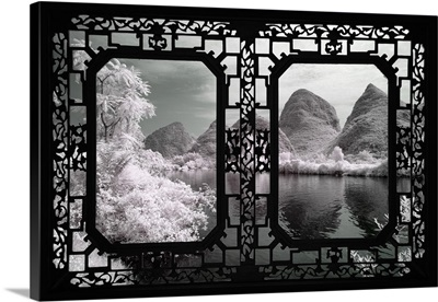 Asian Window, Another Look Series, Yangshuo