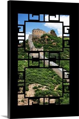 Asian Window, Great Wall of China