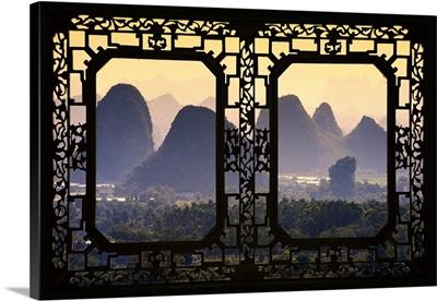 Asian Window, Guilin National Park