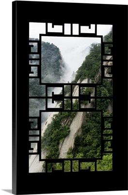 Asian Window, Mount Huashan, Shaanxi
