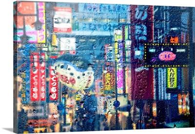 Behind The Window - Osaka