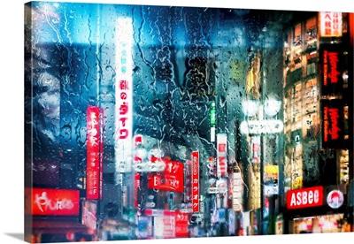 Behind The Window - Shibuya District