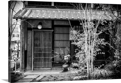 Black And White Japan Collection - Japanese Home