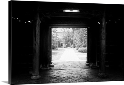 Black And White Japan Collection - The Passage