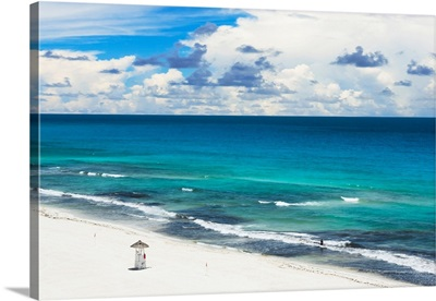 Cancun, Ocean and Beach View