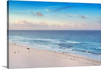 Cancun, Ocean View at Sunset