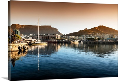 Cape Town at Sunset II