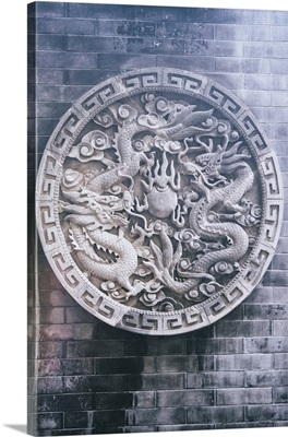 Chinese ancient Sculpture Dragons