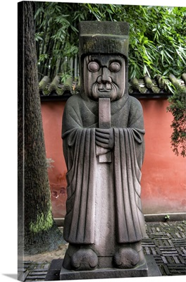 Chinese ancient Statue