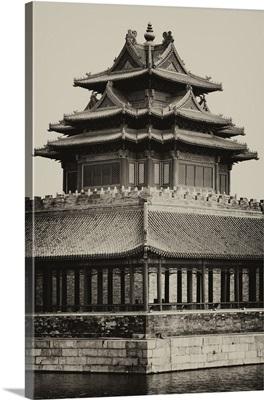 Chinese Architecture, Forbidden City, Beijing
