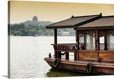 Chinese Traditional Boat