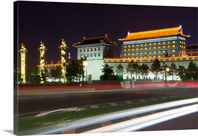 City Lights, Xi'an City