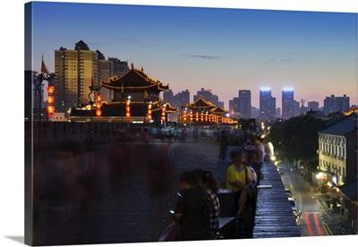 City Night Xi'an