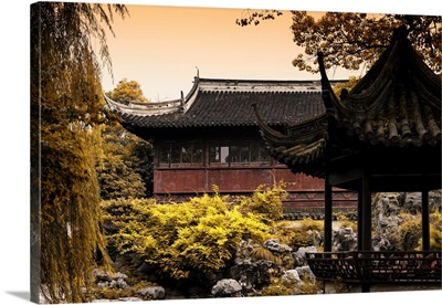 Classical Chinese Pavilion
