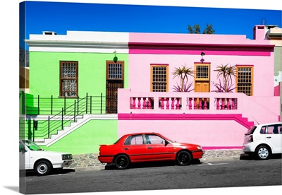 Colorful Houses - Cape Town IV