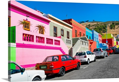 Colorful Houses - Cape Town VI