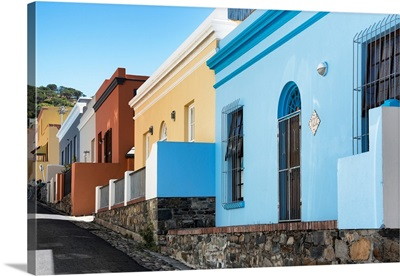 Colorful Houses - Cape Town VII