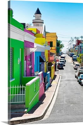 Colorful Houses - Cape Town XV