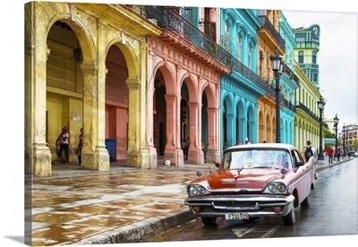 Cuba Fuerte Collection - Colorful Architecture Havana