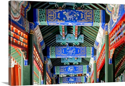 Detail of Imperial Summer Palace