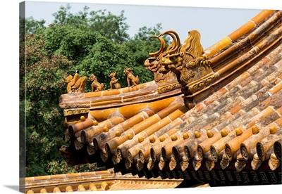 Detail of Lama Temple