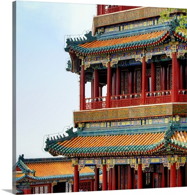 Detail of Summer Palace