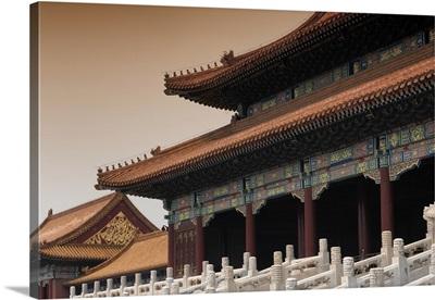 Forbidden City Architecture
