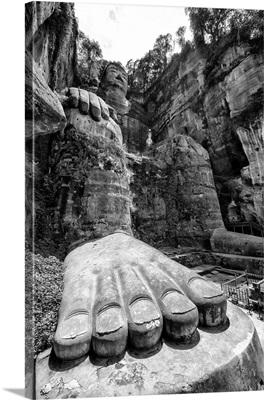 Giant Buddha of Leshan