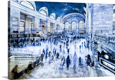 Grand Central Station, New York - Urban Vibrations Series
