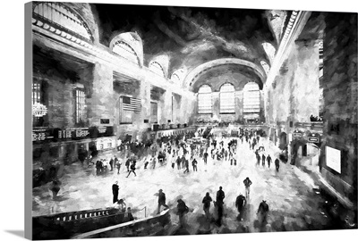 Grand Central Terminal, NYC Painting Series