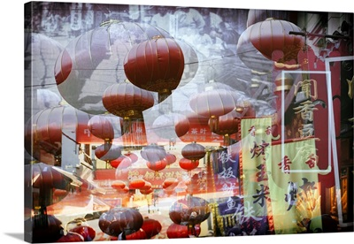 Instants Of Series, City Lanterns