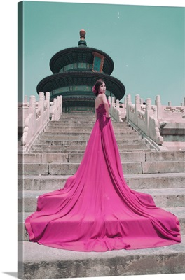 Instants Of Series, Fashion Pink
