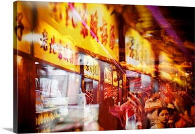 Instants Of Series, Lifestyle Food Market