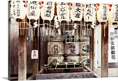 Japan Rising Sun Collection - Buddhist Temple