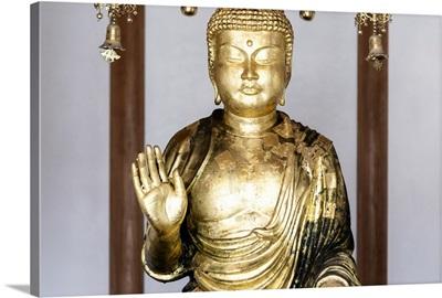 Japan Rising Sun Collection - Golden Buddha