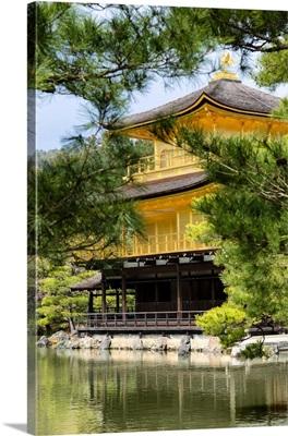 Japan Rising Sun Collection - Golden Pavilion Kyoto