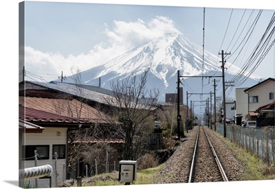 Japan Rising Sun Collection - In the direction of Mt. Fuji