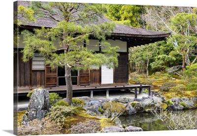 Japan Rising Sun Collection - Japanese Facade Temple