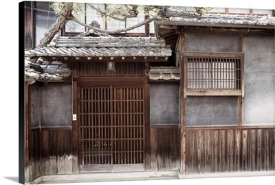 Japan Rising Sun Collection - Japanese House Facade