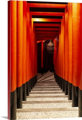 Japan Rising Sun Collection - Japanese Staircase