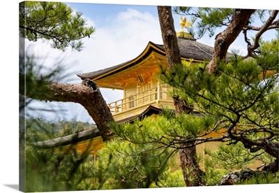 Japan Rising Sun Collection - Kinkaku-Ji Golden Temple