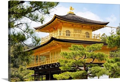 Japan Rising Sun Collection - Kinkaku-Ji Golden Temple II