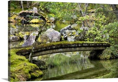 Japan Rising Sun Collection - Moss Bridge