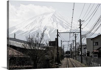 Japan Rising Sun Collection - Mt Fuji